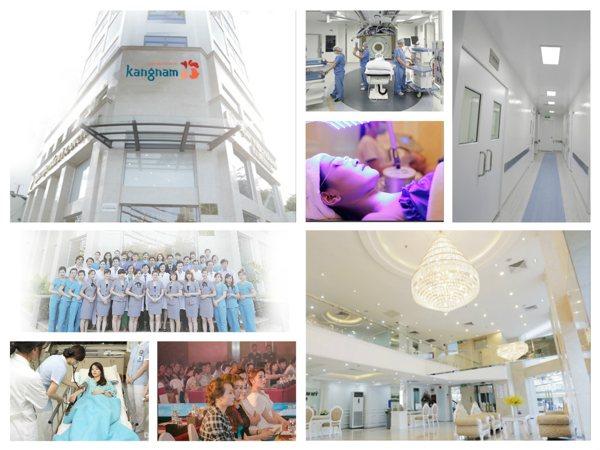 Điểm khác biệt về dịch vụ làm đẹp tại Thẩm mỹ viện Kangnam