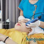 Xem ngay kết quả khách hàng trị mụn Nano Skin