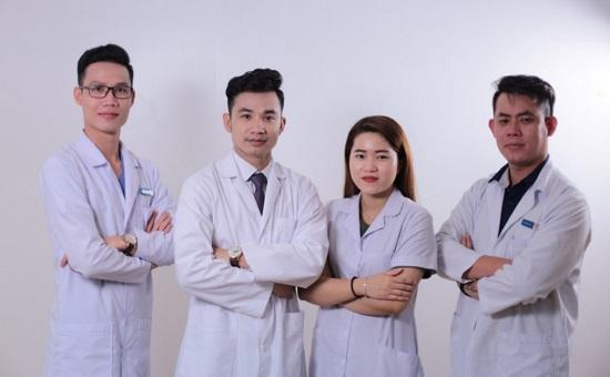 Đội ngũ Y - Bác sĩ Nha khoa Kangnam
