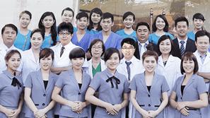 thẩm mỹ viện kangnam đội ngũ bác sĩ hàng đầu