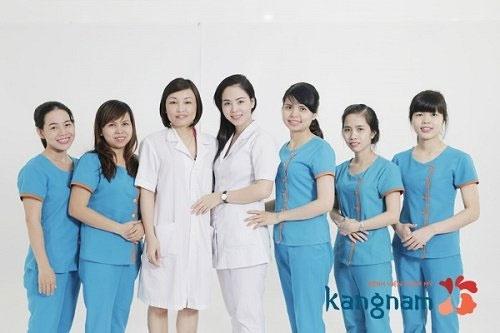 đội ngũ bác sĩ chuyên khoa da liễu