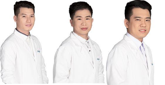 Đội ngũ bác sĩ chuyên khoa Mắt tại Kangnam