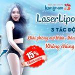 [OFF 15%++] Giảm mỡ LaserLipo: Giải phóng mỡ thừa – Săn chắc da – Không chùng nhão