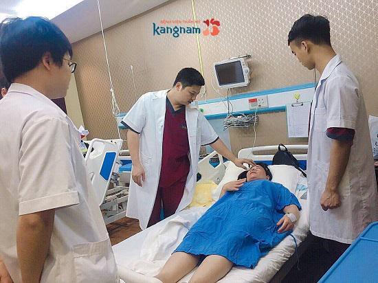 chăm sóc kangnam
