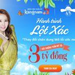 BVTM Kangnam chính thức khởi động Hành trình lột xác mùa 2 – Thay đổi ngoại hình – Mở lối ước mơ