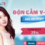 Độn cằm V-line – Xinh như Hotgirl – Chỉ từ 11 triệu đồng