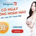 Thẩm mỹ vóc dáng cùng ekip bác sĩ thực hiện cho Phi Thanh Vân – GIẢM NGAY 30%