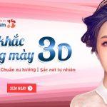 Điêu khắc lông mày 3D – Mày đẹp thanh tú – Chuẩn Hot trend 2017