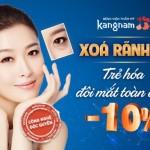 Combo Perfect Eyes – Công nghệ độc quyền tại Kangnam – Tiết kiệm tới 6 TRIỆU ĐỒNG