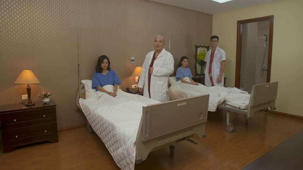 Bệnh viện thẩm mỹ Kangnam 9