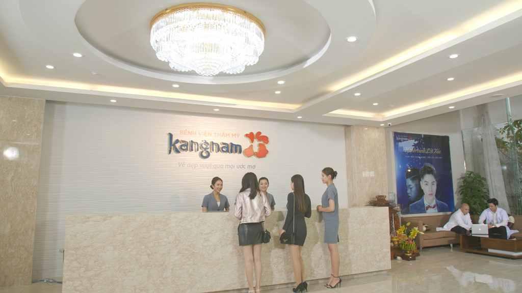 Bệnh viện thẩm mỹ Kangnam 10
