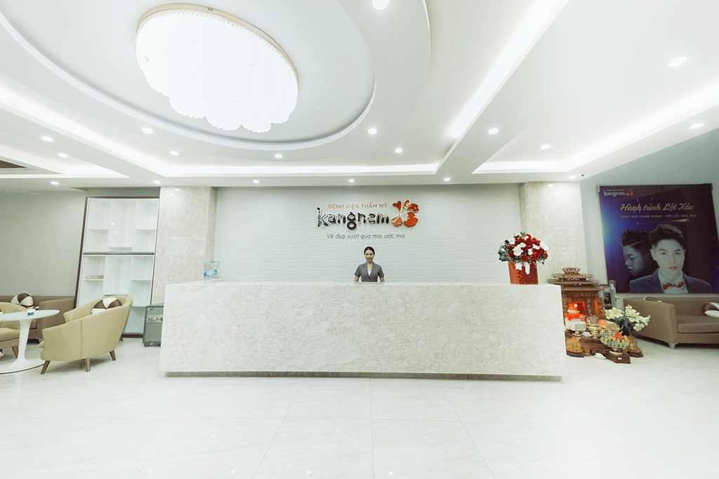 Bệnh viện thẩm mỹ Kangnam 12