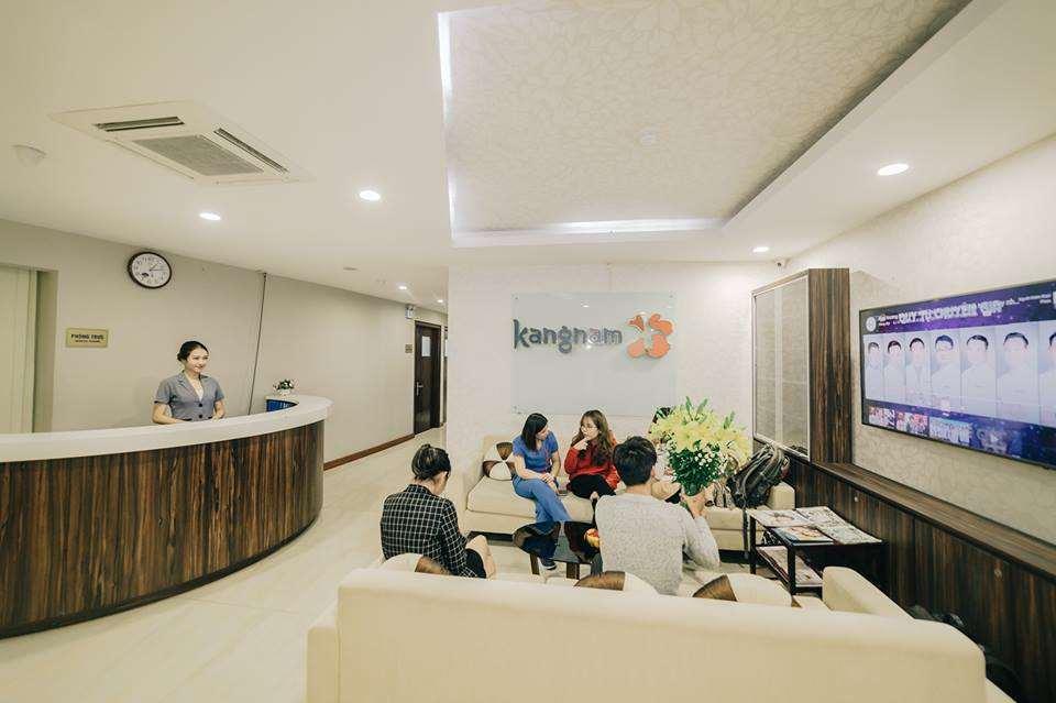 Bệnh viện thẩm mỹ Kangnam 6