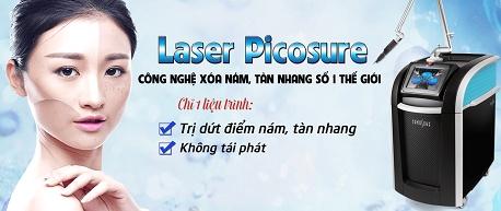 Chi phí điều trị nám bằng Laser Picosure bao nhiêu tiền?