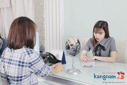 Bệnh viện thẩm mỹ Kangnam có tốt không