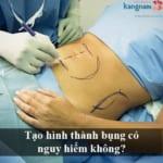 Phẫu thuật tạo hình thành bụng có nguy hiểm – Gây hại cho cơ thể không?