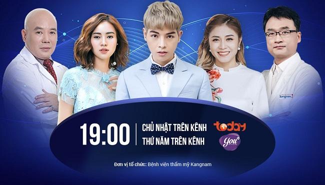 Lịch phát sóng Hành trình lột xác 2018