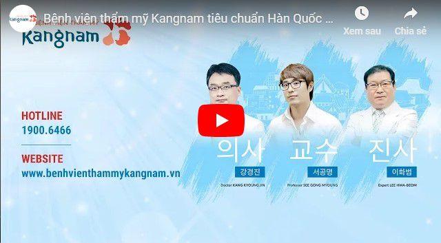 Video phẫu thuật gọt mặt V line 3 tại bệnh viện thẩm mỹ kangnam