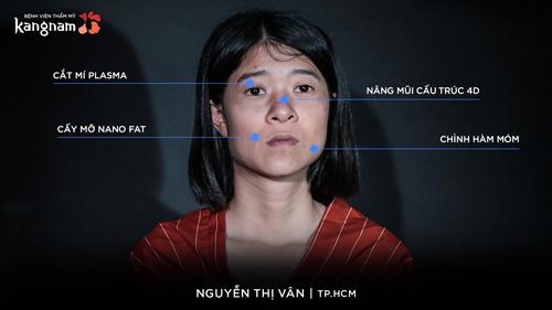 Nguyễn Thị Vân Hành trình lột xác 2018