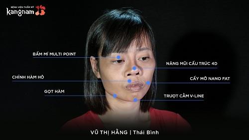 Vũ Thị Hằng hành trình lột xác mùa 3