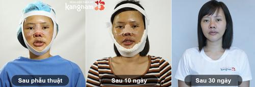 hành trình lột xác Vũ Thị Hằng 2018