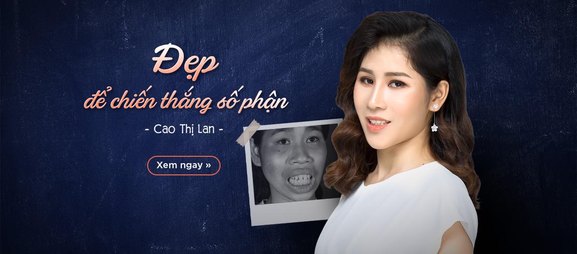 Cao Thị Lan - Hành trình lột xác 2018