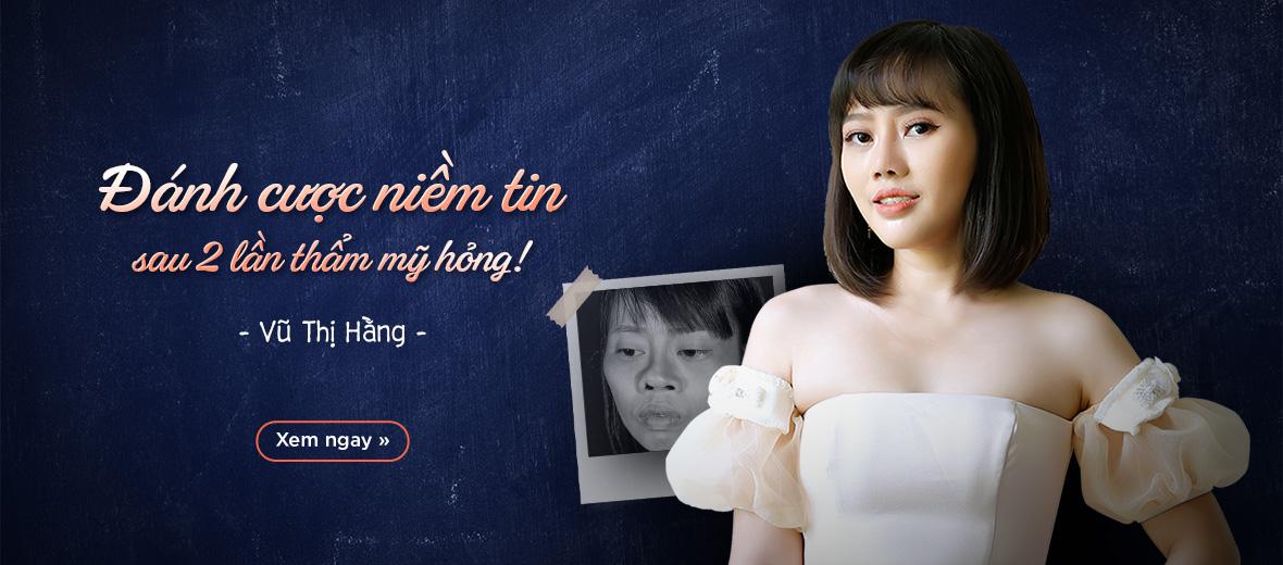 Vũ Thị Hằng - Hành trình lột xác 2018