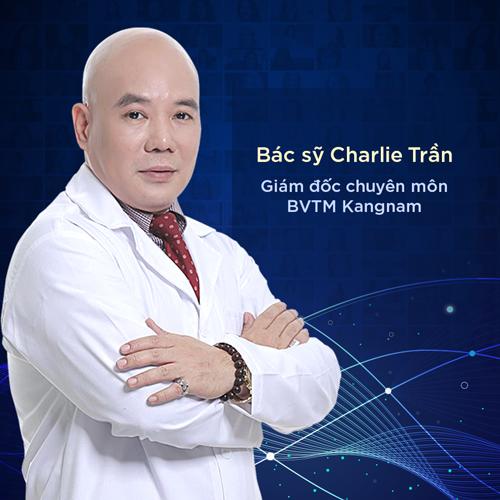 bác sĩ charlie trần - BVTM Kangnam