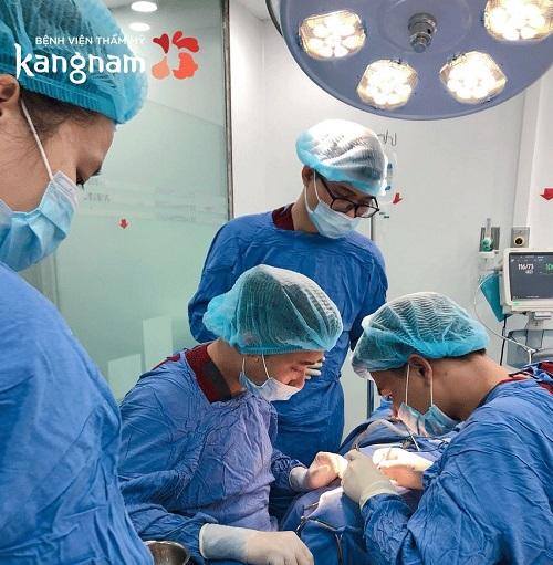 phẫu thuật nâng mũi cấu trúc 4d tự thân