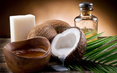 cách trị nám bằng dầu dừa