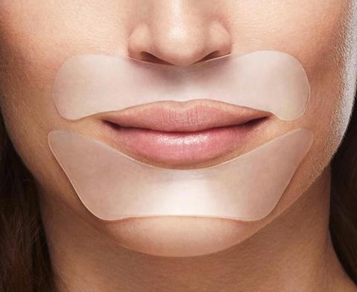 nếp nhăn quanh miệng
