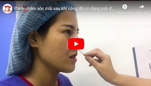 video chăm sóc hậu phẫu