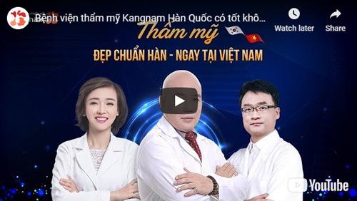 video bác sĩ kangnam