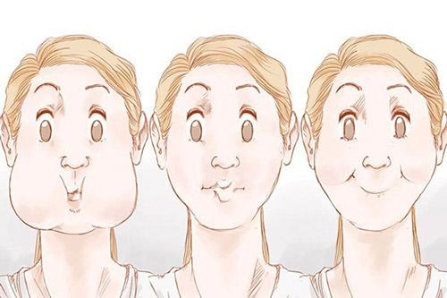 nếp nhăn ngang mũi