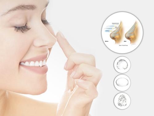 sửa mũi sline