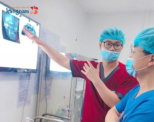 Tại kangnam, phẫu thuật chỉnh hàm hô có đau không