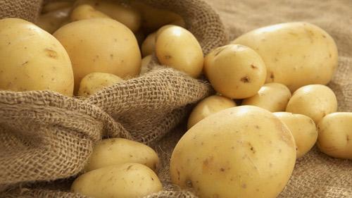 trị hôi nách bằng khoai tây