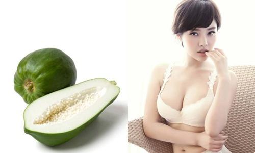 ăn gì để ngực phát triển