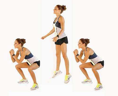bài tập gym giảm mỡ mông