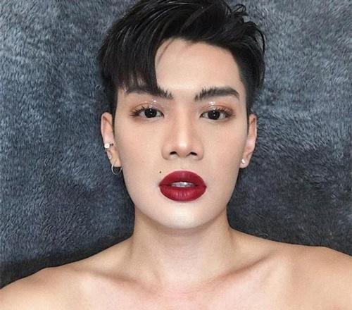 các kiểu môi của nam