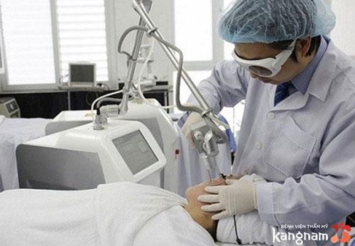 trị tàn nhang tại Kangnam có để llại sẹo
