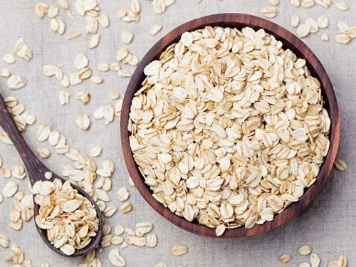 lose weight with black oat beans
