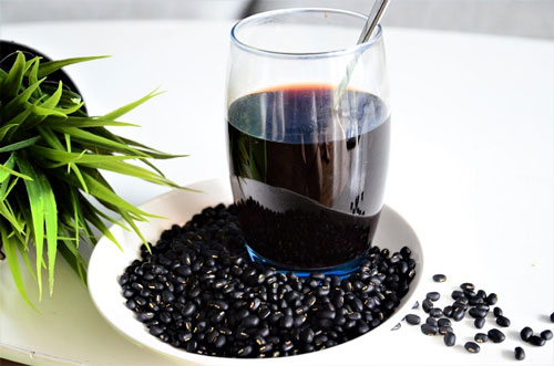 How to lose weight with black bean tea