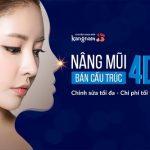 Nâng mũi bán cấu trúc 4D – Mũi đẹp hoàn hảo – Chi phí tối thiểu