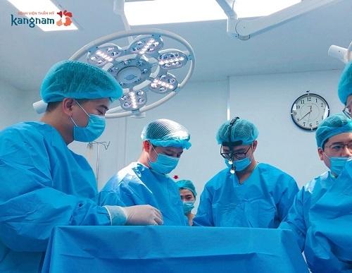 phẫu thuật hàm