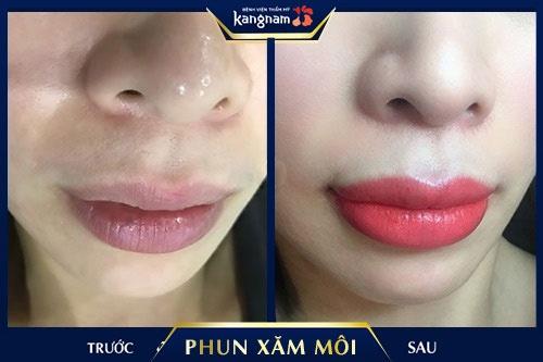 pnun môi
