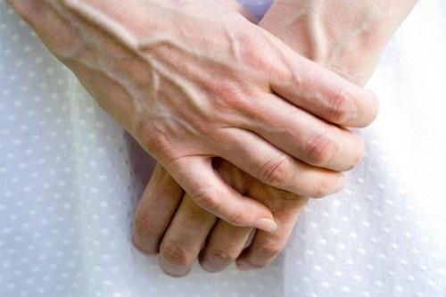 cách căng da tay