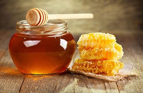 cách giảm cân bằng mật ong