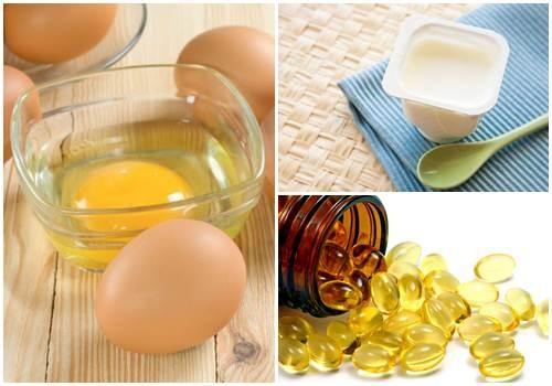ăn trứng tăng vòng 1