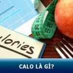 Calo là gì? Một ngày cần bao nhiêu calo để giảm cân nhanh chóng – hiệu quả?
